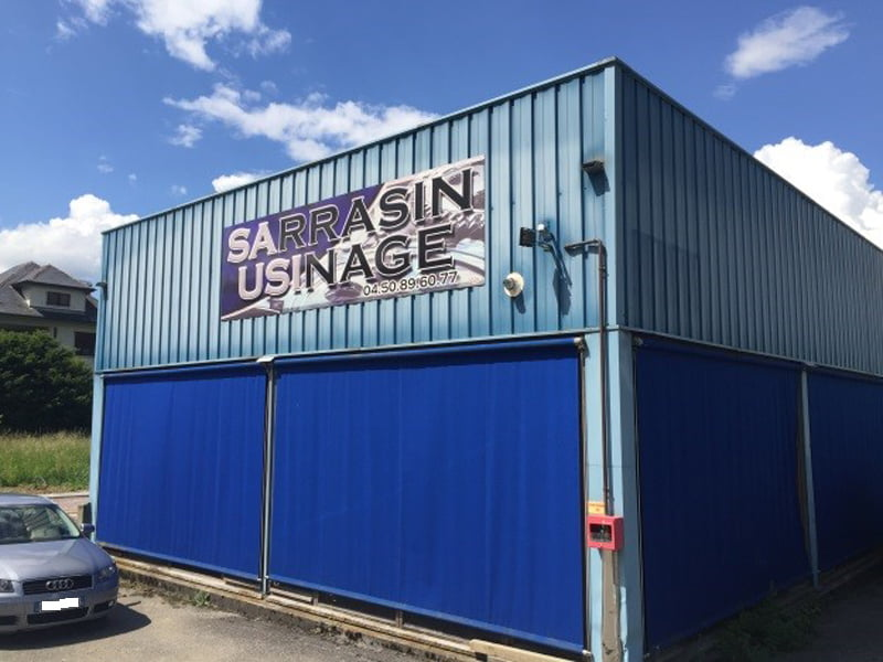 SAUSI - SARRASIN USINAGE - Décolletage, usinage et tournage CN