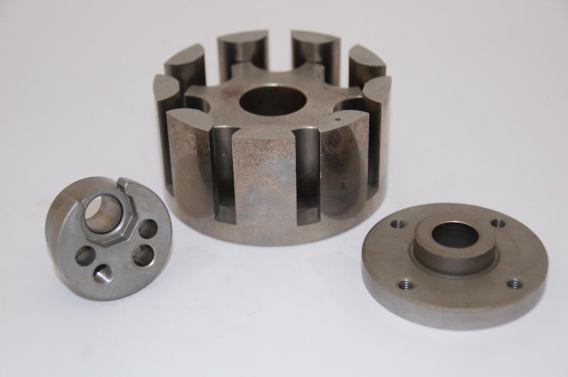 LE RAY INDUSTRIE -  Pièces frittées, élaborées à partir de poudres métalliques de fer, cuivre, bronze, aciers divers y compris acier inoxydable, et alliages spéciaux