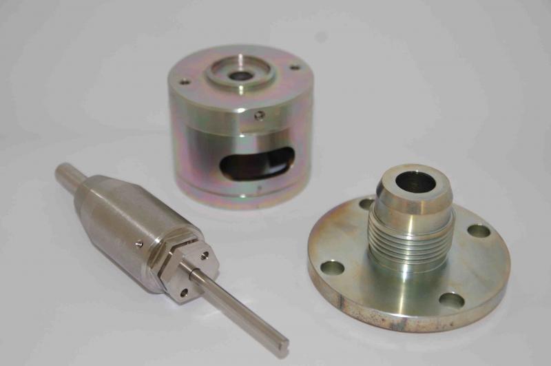 LE RAY INDUSTRIE -  Mécanique de précision jusqu'à 80 mm en barres et 250 mm en lopins