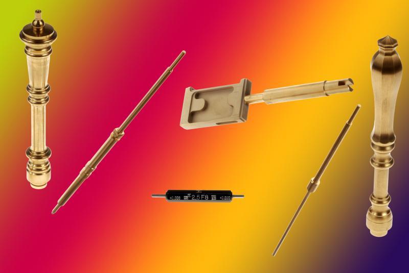 LB INDUSTRIE - Fabricant de pièces à destination de la quincaillerie de Luxe