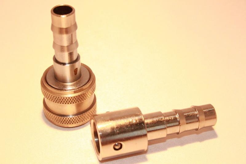 TAMIDEC - Fabrication de raccords en en laiton, acier et inox à destination de toutes industries