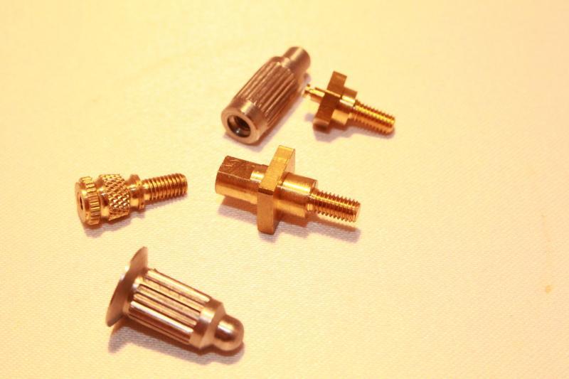 TAMIDEC - Fabrication d'inserts en laiton, en acier et en inox à destination de toutes industries