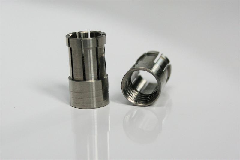 TAMIDEC - Fabrication de pinces spéciales sur CNC pour le secteur du médical