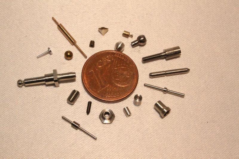 TAMIDEC - Fabrications de pièces de petits diamètres, tous métaux, à destination de toutes industries