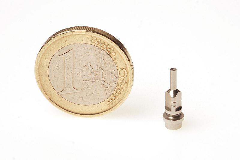DE CRIGNIS INDUSTRY - Fabricant de clapets en inox 316L destinés à divers secteurs industriels