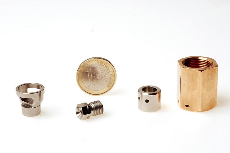 DE CRIGNIS INDUSTRY - Fabricant de pièces de précision destinées à l'industrie aéronautique