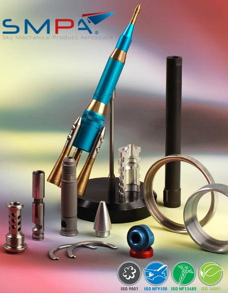 SMPA - Sky Mechanical Product Aerospace : fabrication de pièces de haute précision pour l'aéronautique