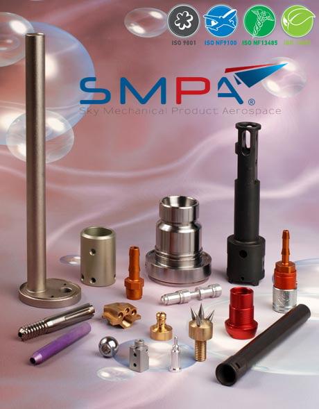 SMPA - Sky Mechanical Product Aerospace : fabrication de pièces de haute précision pour l'aérospatiale
