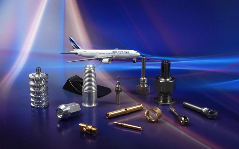 SMPA - Sky Mechanical Product Aerospace : fabricant de pièces de haute précision pour l'aéronautique