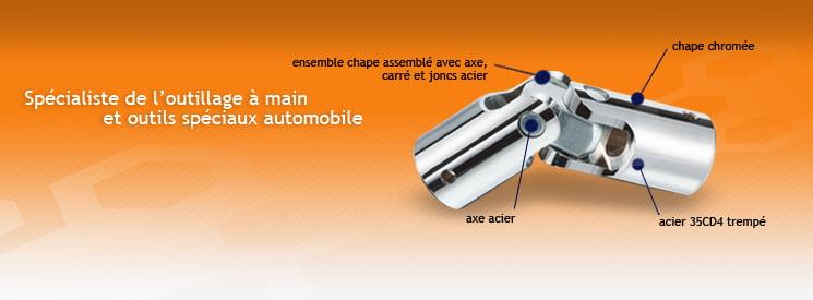 CARTIER MARCEL - Spécialiste de l'outillage à main et d'outils spéciaux pour l'automobile