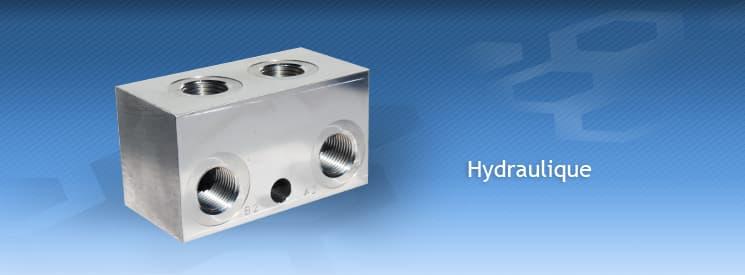 CARTIER MARCEL - Fabricant de pièces hydraulique